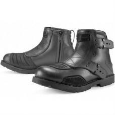Icon 1000 El Bajo Motorcycle Boots